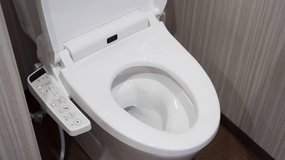 WC japonais