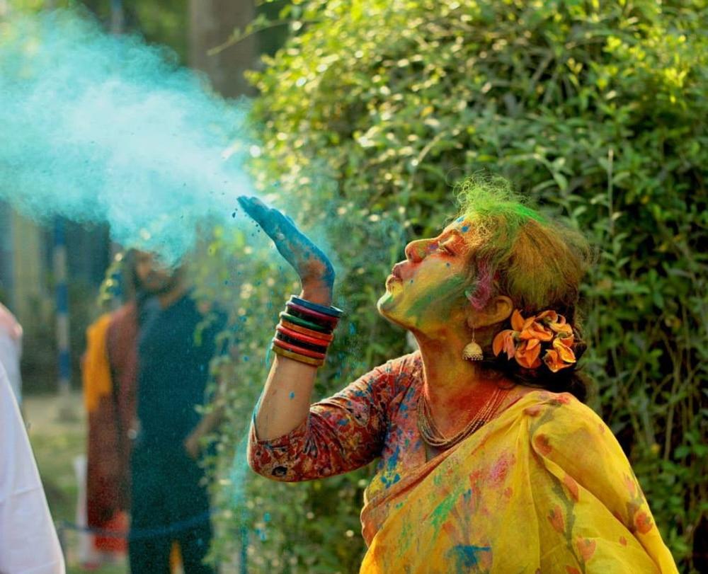 C'est quoi la fête de Holi